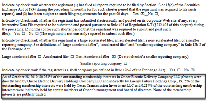 DEI disclosure for LLC's2