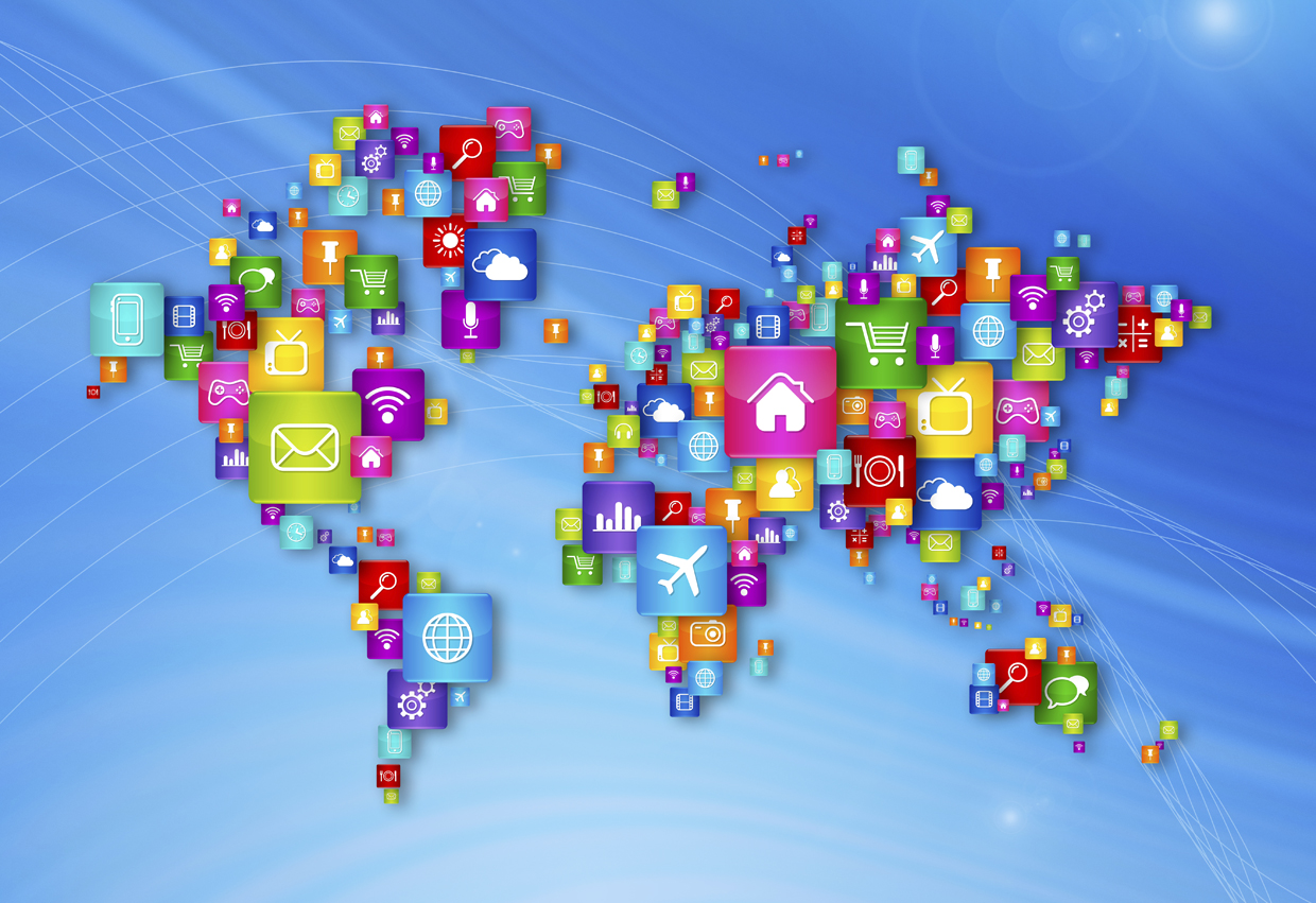World map flying desktop icons collection xbrl us gumiabroncs Gallery